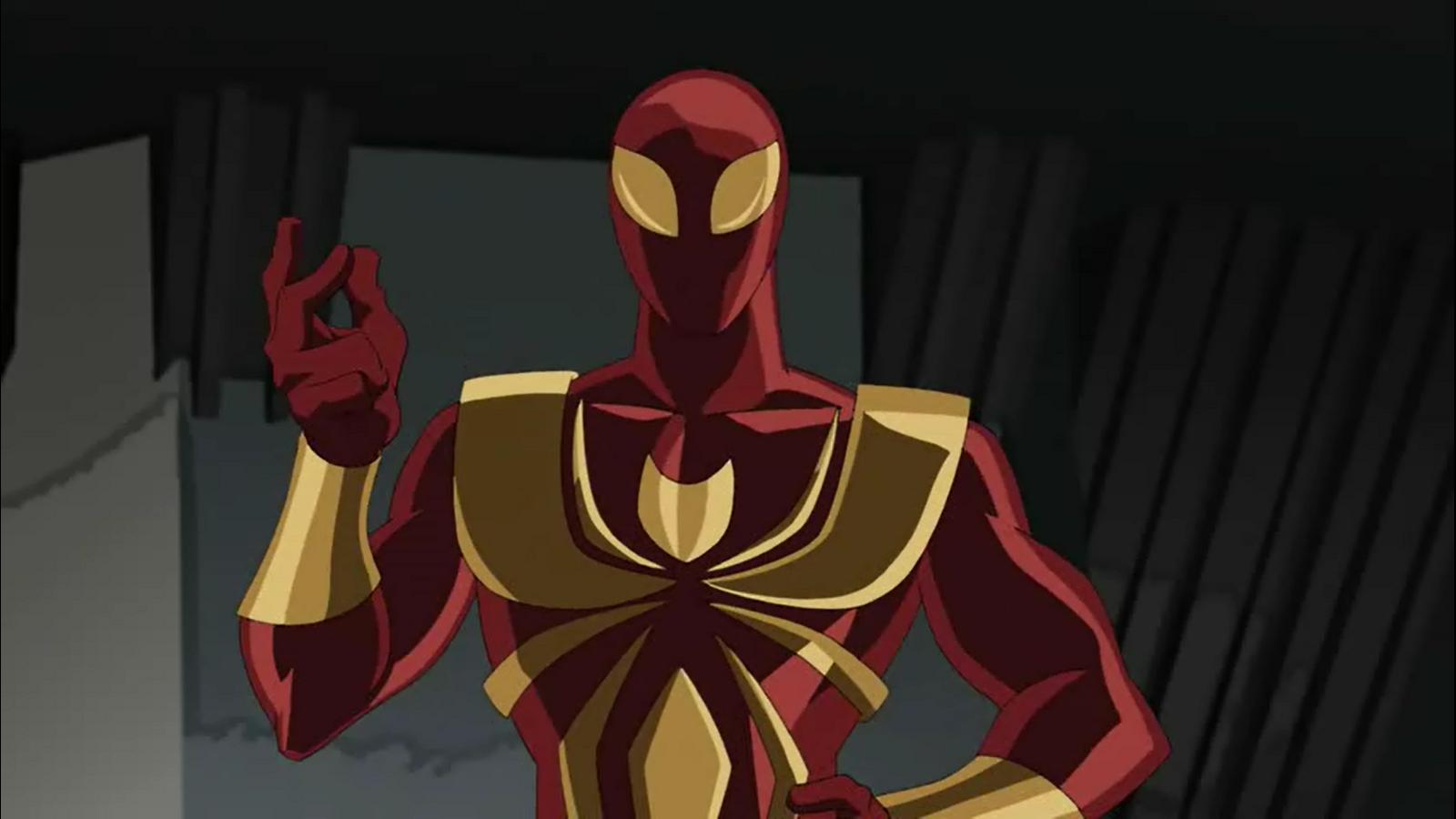 Image - Iron Spider ar...