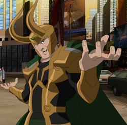 Loki | Ultimate Spider-Man Animated Series Wiki | Fandom ...