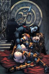 MonsterWar01 Magdalena vs Dracula 17
