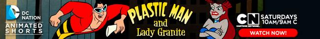 Plastic Man Banner