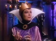 Jane Curtain as the Evil Queen
