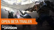 Tom Clancy's The Division – Open Beta Trailer US