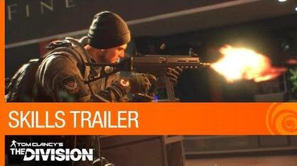 Tom Clancy's The Division - Skills Trailer US