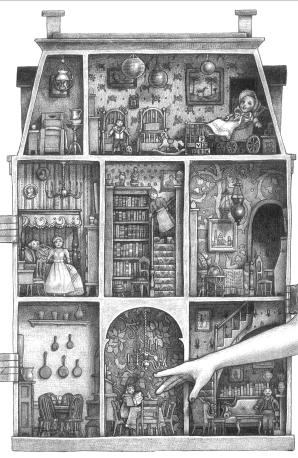 The Doll House The Doll People Wiki Fandom Powered By