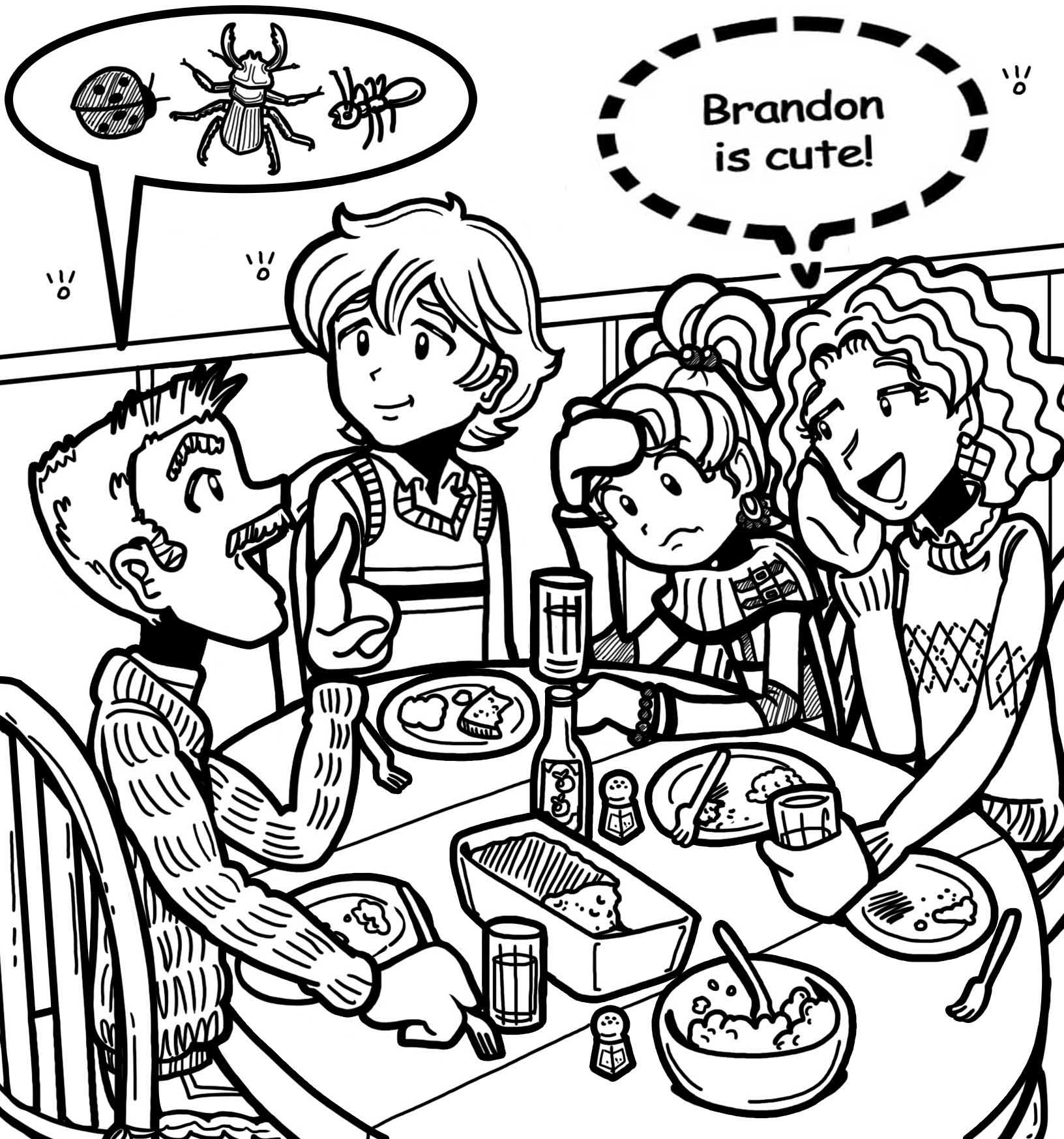 User blog:Dorkdiariesfan3/Dork Diaries not so happily ever