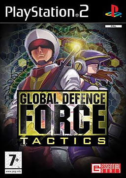Global Defense Force Tactics | The Earth Defense Force Wiki ...