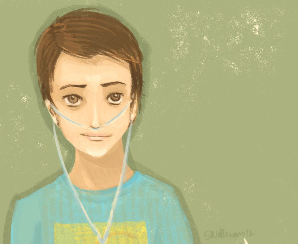 image fault in our stars hazel by leabharlannd4vmbn5
