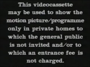 MGM Home Entertainment UK Warning 1b