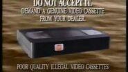 Piracy Warning (Fox Video) (Silent)