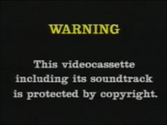 MGM Home Entertainment UK Warning 1a