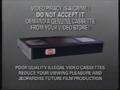 Fox Video Piracy Warning (1990)