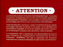 Sony Pictures Home Entertainment (Warning 1) (Part 2)