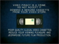 Pathe Illegal Video Casettes (2000)