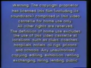 Abbey Home Entertainment 1993 Warning Screen (1)