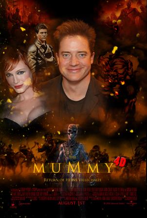 Mummy4D