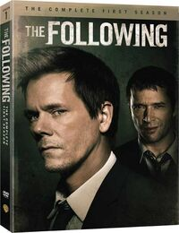 TheFollowing S1 DVD