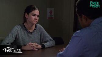 The Fosters Season 4, Episode 12 Sneak Peek Callie & Troy's Interview Freeform