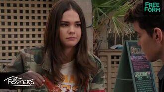 The Fosters Season 4, Episode 18 Sneak Peek Aaron Invites Callie to Go to LA Freeform