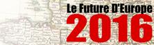 Le Future de L'Europe