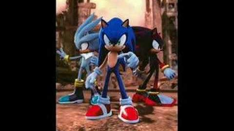 Sonic the hedgehog (2006) Crisis City Theme