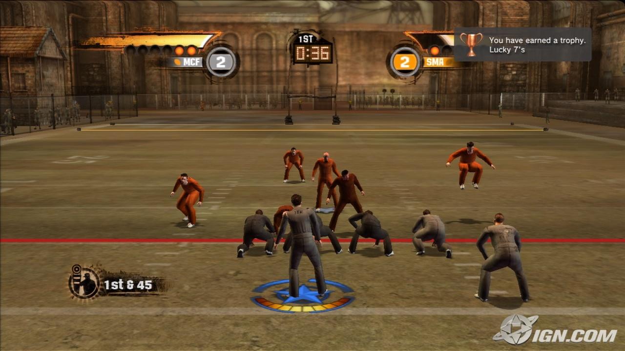 Blitz The League 2 Grace Hookup