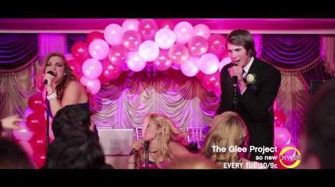 The Glee Project 2 - Tonight Tonight Music Video
