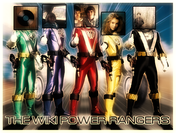 image powerrangers 3png the glee project wiki