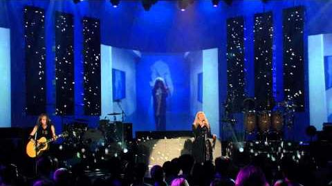 """Stevie Nicks - """"Landslide"""" Live In Chicago"""