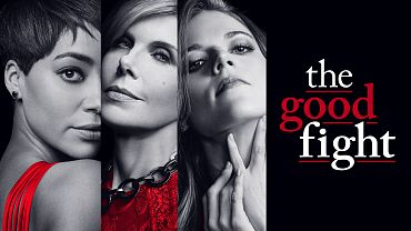The good fight official poster