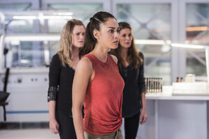 God Complex pic 6 (Raven, Abby and Clarke)