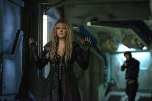 S3 episode 12 (Demons) - Clarke pic 2
