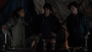 I Am Become Death 052 (Finn, Raven, and Bellamy)