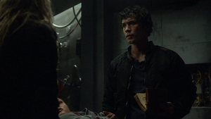 We Are Grounders (Part 2) 004 (Bellamy)