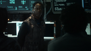 We Are Grounders (Part 2) 025 (Jaha)
