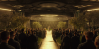Finnick and Annie's Wedding
