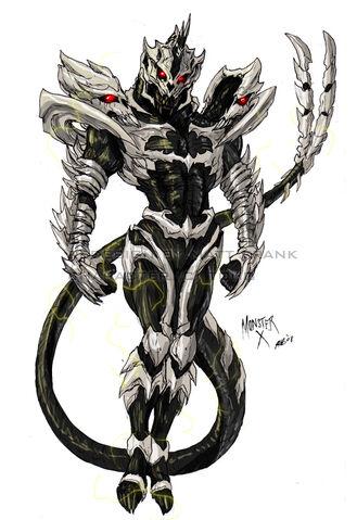 File:Godzilla Neo MONSTER X by GodzillaSamurai.jpg