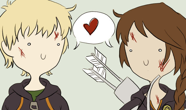 File:Peeta and katniss cute.jpg