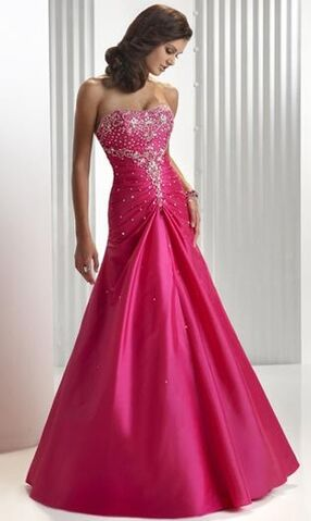 File:Strapless-Pink-Ball-Gown.jpg