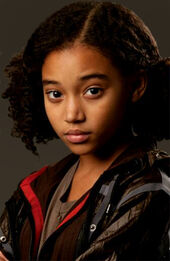 Rue tribute portrait