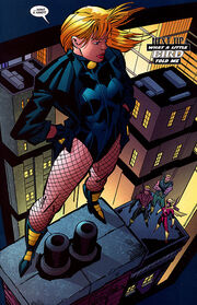 BigBarda is BlackCanary