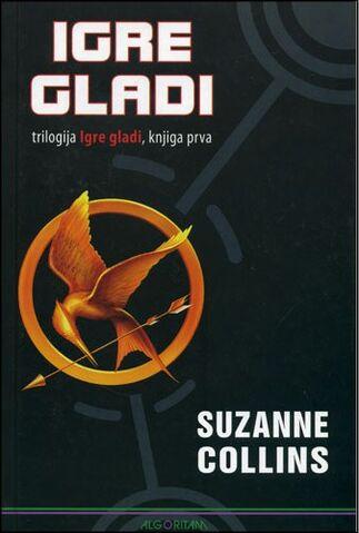 Archivo:Hunger Games Croatia HB cover.jpg
