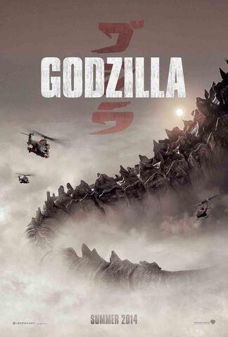 File:Godzilla poster.jpg
