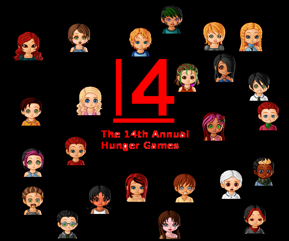 FREE Printables: The Hunger Games Party