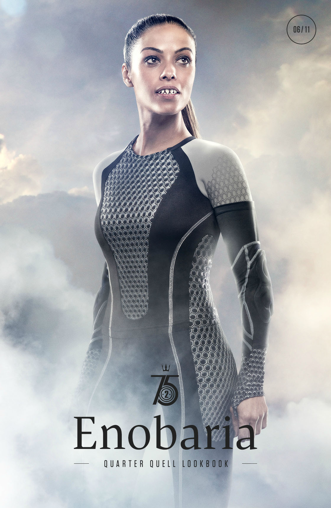 Johanna Hunger Games Mockingjay