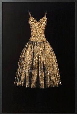 Tod Murphy hay dress