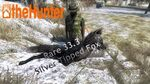 TheHunter Silver Tipped Red Fox scoring 33