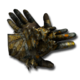 Ghillie gloves fall forest