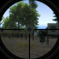 2-10x42 rifle scope 2