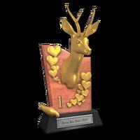 Valentine 2014 trophy deer 01