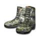 Boots alpine camo